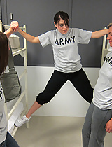 Army Lesbian Action