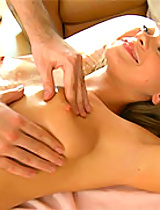After his massage she thinks only about fucking